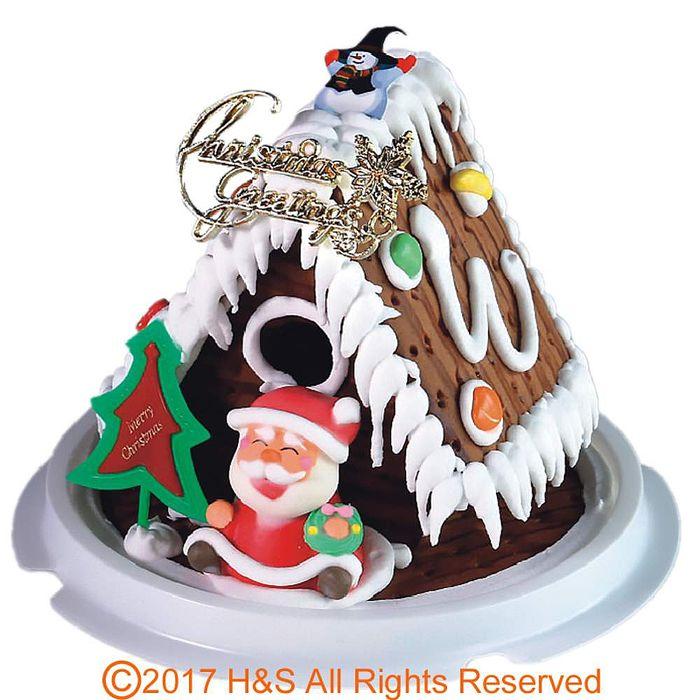 聖誕天堂( 薑餅屋 DIY)《活動至12/22止》