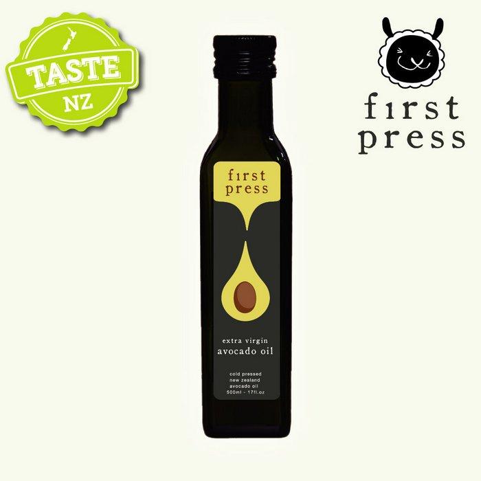 【壽滿趣- 紐西蘭原裝進口】頂級冷壓初榨酪梨油(250ml 單瓶散裝)
