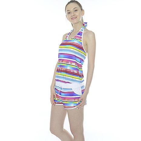 【Bich Loan】珍艷二件式泳裝附泳帽13007302