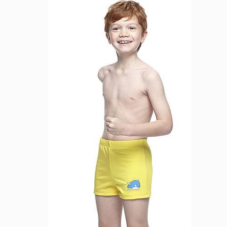 【SAIN SOU】MITSPA/泡湯專用兒童三分泳褲附泳帽A62402-048-