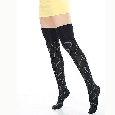 【KEROPPA】流行膝上大腿女襪*2雙(專利產品)92002-C28
