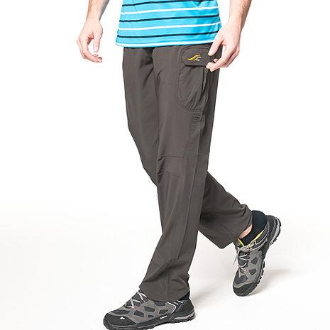 【SAIN SOU】彈力機能休閒褲T23501