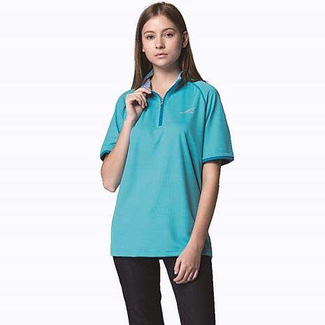 【SAIN SOU】短袖立領衫T26806