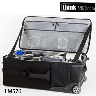 【結帳再折】【thinkTank 創意坦克】Logistics Manager 滾輪式大型行李箱(LM576)