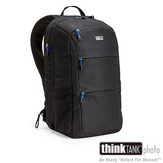 【結帳再折】【thinkTank 創意坦克】Perception Pro (輕巧雙肩後背包 L) PP446黑色/PP447褐灰色