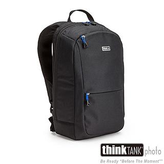 【thinkTank 創意坦克】Perception Tablet (輕巧雙肩後背包 S) PP440黑色/PP441褐灰色褐灰