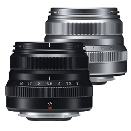 FUJIFILM 富士 XF 35mm F2 WR 定焦鏡(35 2恆昶公司貨)