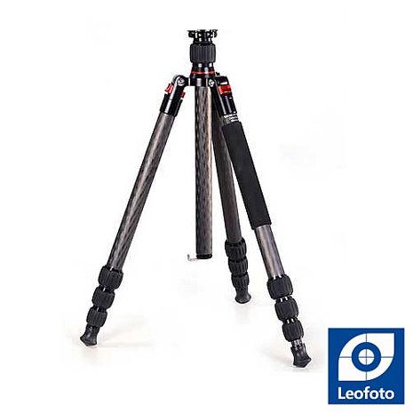 Leofoto 徠圖 LT-284 8x 碳纖維 四節 三腳架 可單腳 不含雲台 (LT284公司貨)
