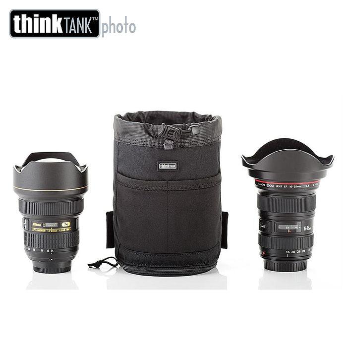 結帳再88折-【thinkTank 創意坦克】Lens Changer 50 V2.0 中型鏡頭袋 (LC151 公司貨)