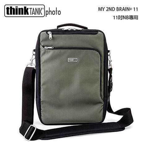 【thinkTank 創意坦克】My 2nd Brain 11吋 平板筆電包 (MB599,公司貨)-3C電腦週邊-myfone購物