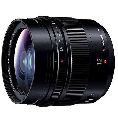 Panasonic LEICA DG 12mm F1.4 ASPH.(12 1.4公司貨三年保固)