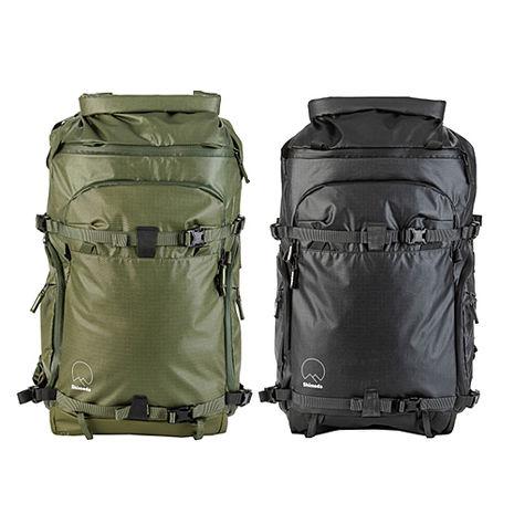 Shimoda Designs Action X30 後背包 相機包 背包 黑/軍綠色(公司貨)