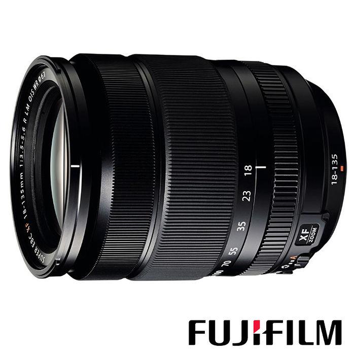 FUJIFILM 富士 XF 18-135mm F3.5-5.6 R OIS WR 鏡頭(18-135 平輸)