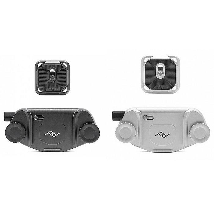 PEAK DESIGN Capture V3 相機快夾系統 快板 背帶 腰帶 黑004B/銀004S(公司貨)