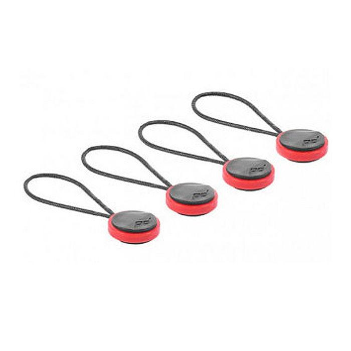 PEAK DESIGN Capture 背帶腕帶安全扣4入裝 V4版 安全扣 豆豆扣(AFD0222,公司貨)