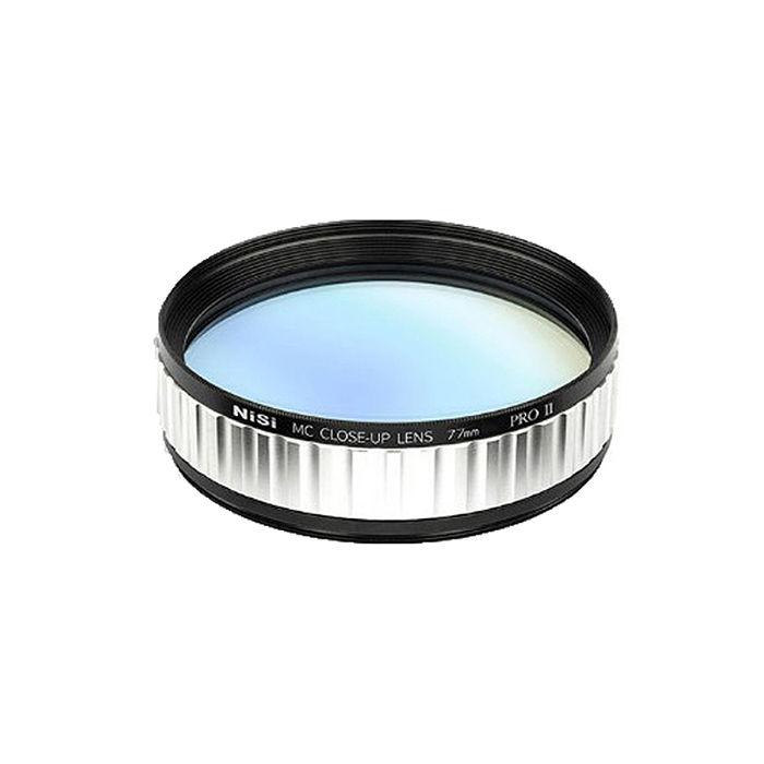 NISI 耐司 近攝鏡頭套裝 77mm PRO II 近攝鏡二代 微距 近攝鏡片 附轉接環67mm 72mm(公司貨)
