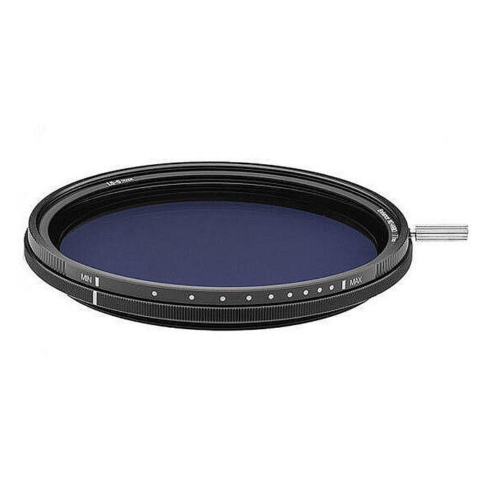NISI 耐司 PRO Nano Enhance ND-VARIO 可調 增豔 減光鏡 72mm(1.5至5檔減光)72