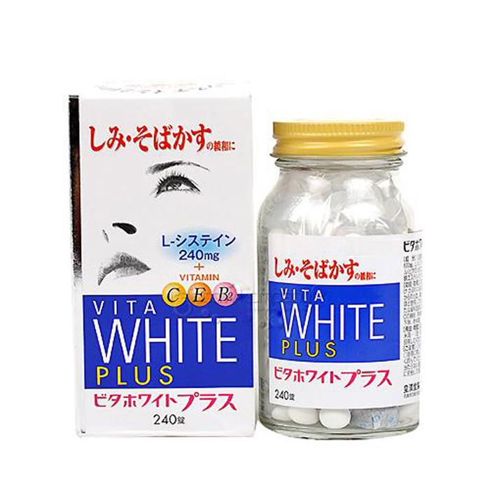 【日本皇漢堂】L-半胱胺酸+高單位維他命C錠(30日份/瓶)