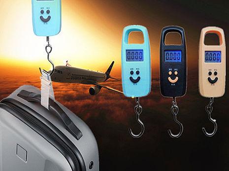 可攜帶式迷你電子行李秤
