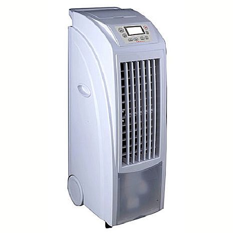 LAPOLO 移動式遙控水冷扇 ST-828