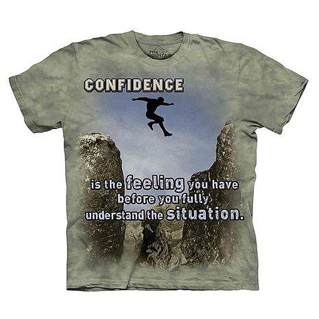 【摩達客】(預購)美國進口 The Mountain Life 戶外系列 跨躍者 純棉環保短袖T恤