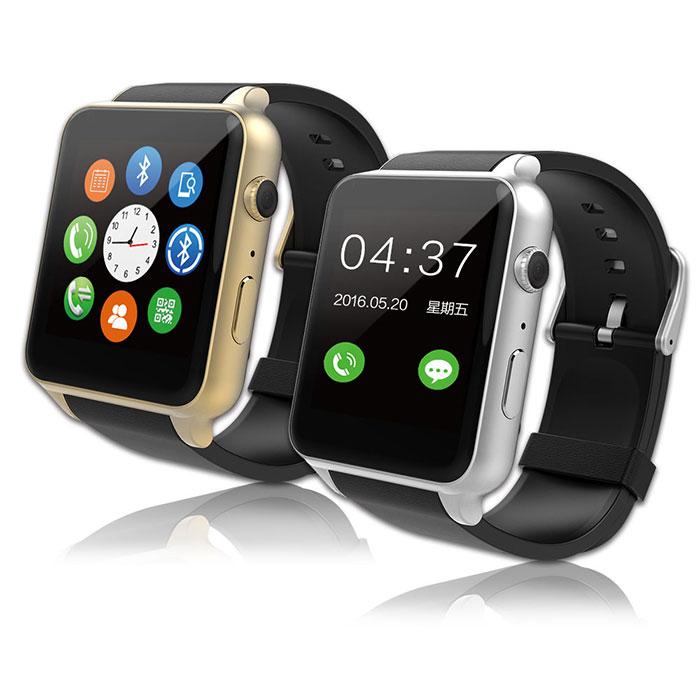 SmartWatch金屬質感智能手錶(IPS貼合屏技術)-手機平板配件-myfone購物