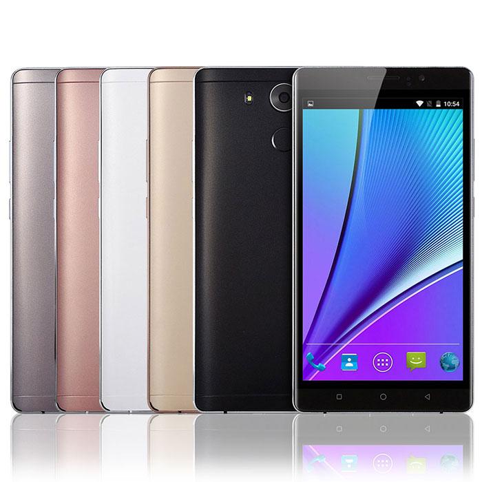 【長江】MTK ES1超大螢幕6吋 四核雙卡極薄智慧手機(贈3大好禮)