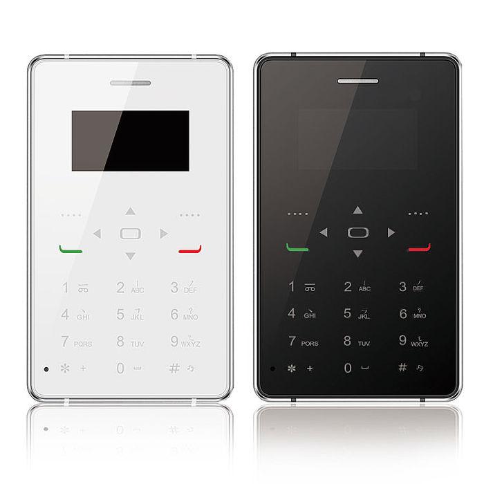 【搶購】長江H1金屬超薄時尚名片手機-3G版(無照相功能)天使白