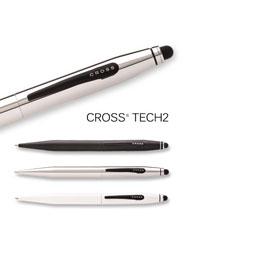 CROSS TECH2 高質感智慧觸控原子筆-珍珠白