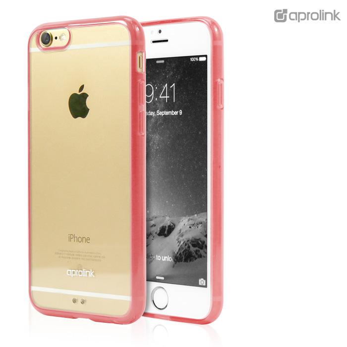 Aprolink iPhone 6s/6 童趣系列雙料邊緣防刮保護殼