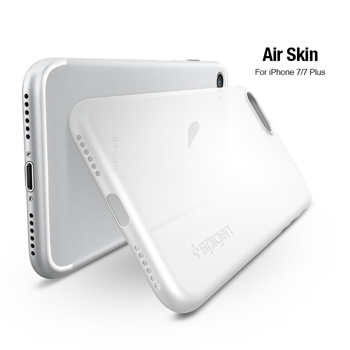 SGP iPhone 7 Plus Air Skin-極致輕薄保護殼