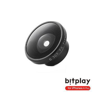 bitplay SNAP6 金屬質感擬真相機快門拍照手機殼專用鏡頭魚眼及微距2合一