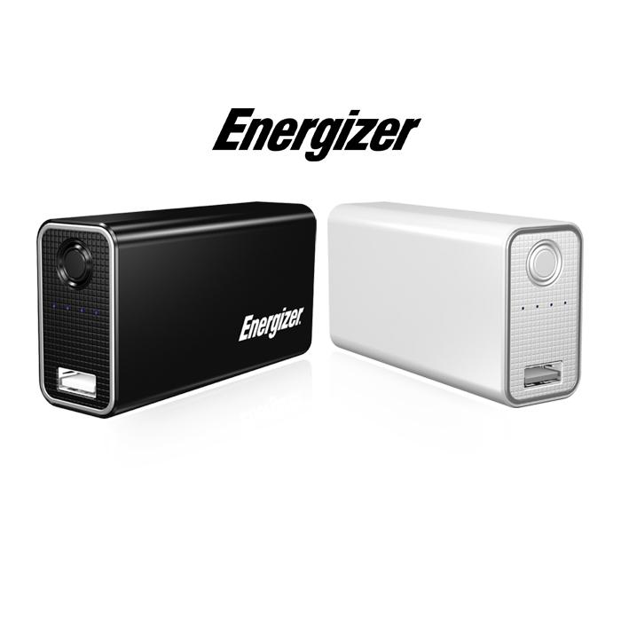 勁量 Energizer UE2602 行動電源 2600mAh黑