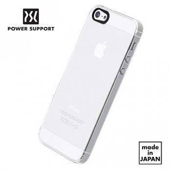 POWER SUPPORT iPhone SE/5S 超薄保護殼透明
