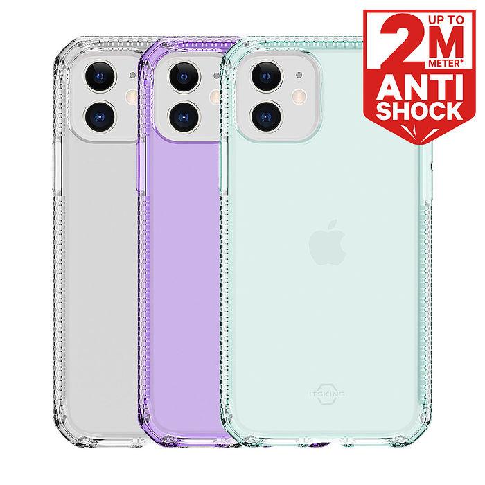 ITSKINS / ITSKINS iPhone 11 SPECTRUM CLEAR-防摔保護殼