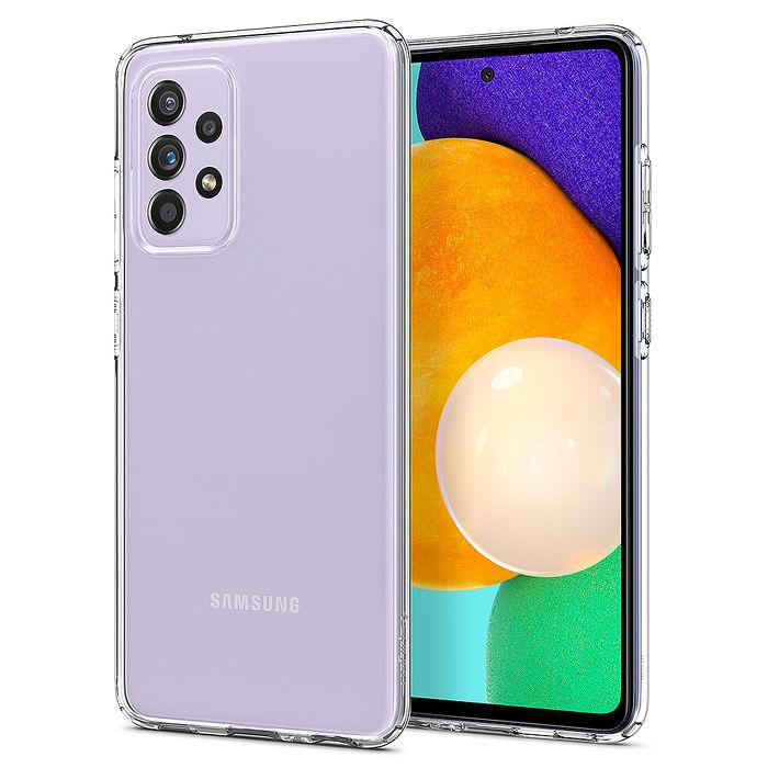 SGP / Spigen Galaxy A52_LTE/5G_Liquid Crystal-手機保護殼