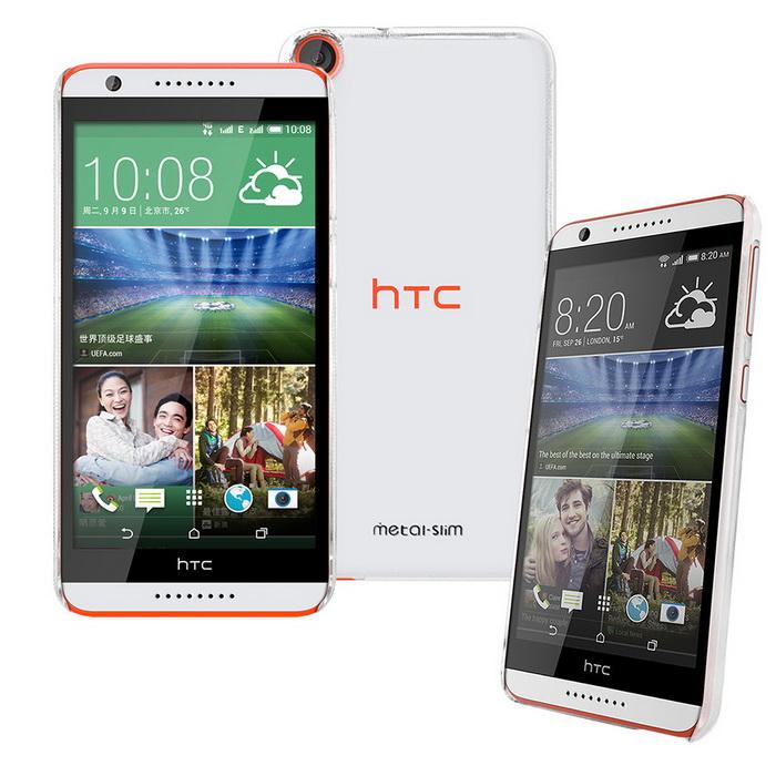 【Metal-slim】HTC DESIRE 820/820s/820g 高抗刮透明新型保護殼-手機平板配件-myfone購物