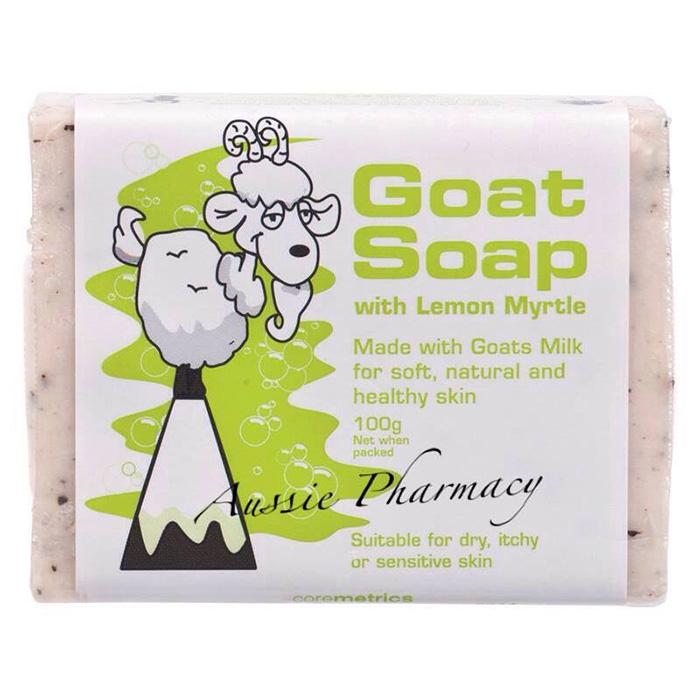 Goat Milk Soap澳洲純手工製作山羊奶皂-檸檬