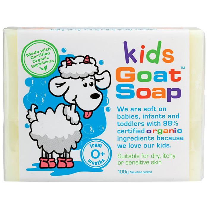 Goat Milk Soap澳洲純手工製作山羊奶皂-嬰幼兒專用