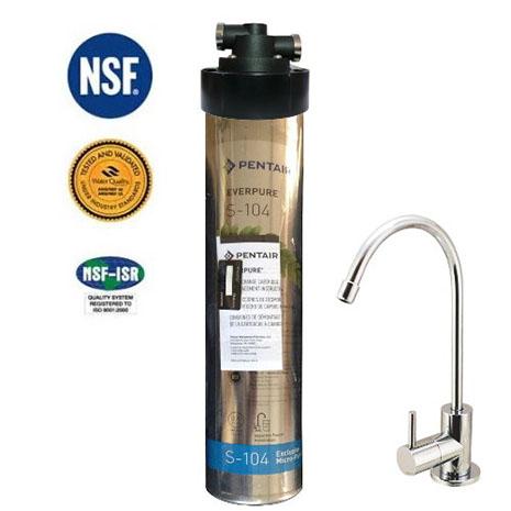 EVERPURE 除鉛型淨水器 LF3-S104 免費到府基本安裝