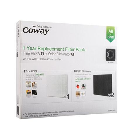 Coway空氣清淨機一年份濾網【旗艦環禦型 AP-1512HH】