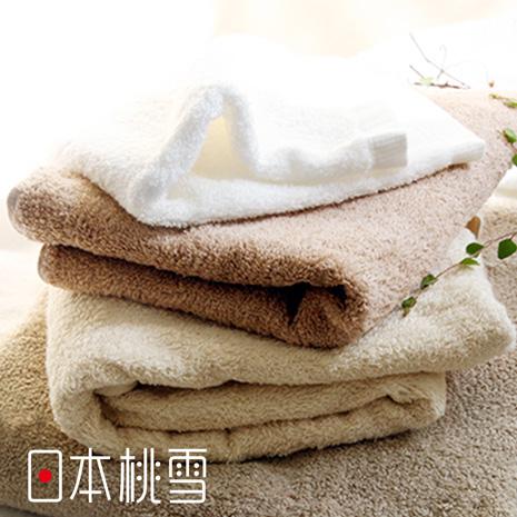 日本桃雪【飯店浴巾】共12色奶油黃