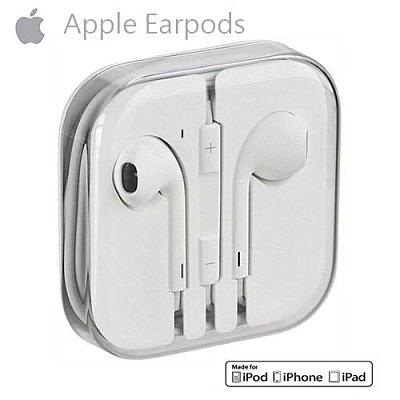 apple iphone 5/6 純正原廠線控耳機 (裸裝)