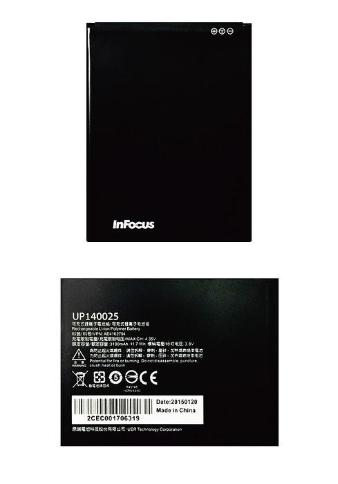 InFocus InFocus M320/M520 原廠電池 (裸裝)