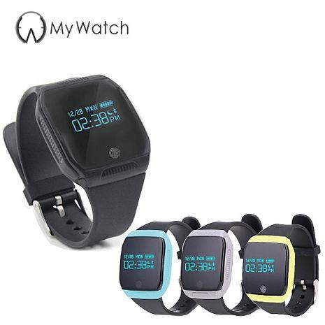 My Watch 第四代 IP67級防水 智慧計步運動手環 游泳專用 E07S 運動手環 藍芽4.0