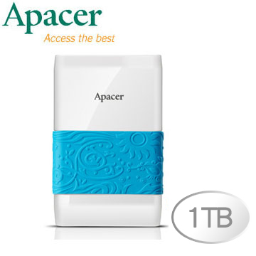 Apacer 宇瞻 AC232 1TB 2.5吋 USB 3.0 行動硬碟