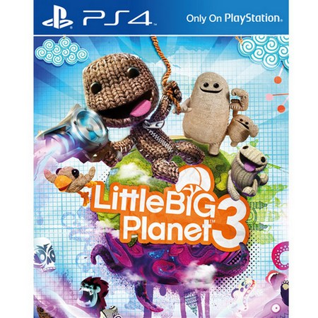 PS4遊戲 小小大星球3