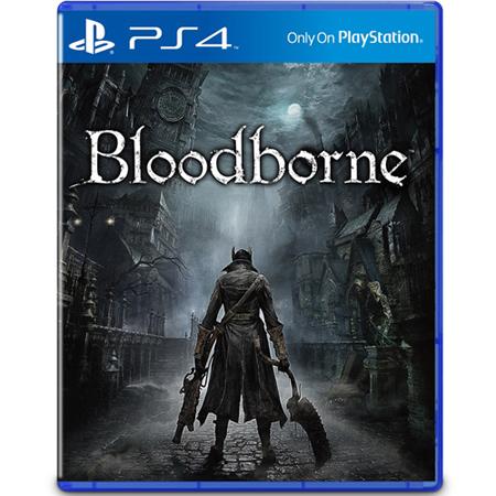PS4遊戲 血源詛咒:遠古獵人中文版 - Greatest Hits 2017新年特別版