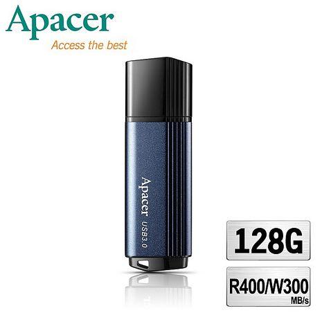 Apacer宇瞻 AH553 128GB'巔峰王者'400MB/s極速隨身碟 USB3.0