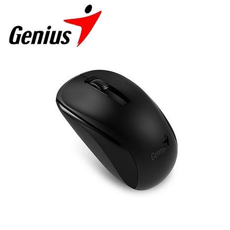 Genius 昆盈 NX-7005 藍光無線滑鼠-沉穩黑 (NX-7005-BK)